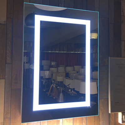 Mirror Cabinet with LED Lights