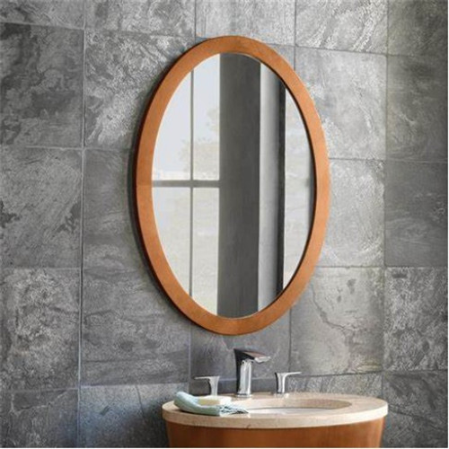 China Light Oak Wood Framed Bathroom, Oak Framed Bathroom Mirrors